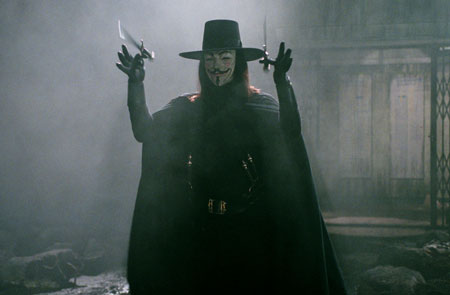 V wie Vendetta (by Alan Moore)