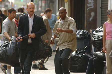 16 Blocks (mit Bruce Willis)