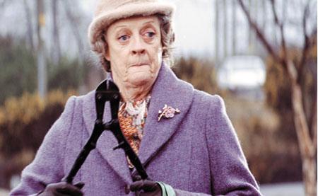 Mord im Pfarrhaus mit Maggie Smith und Rowan Atkinson