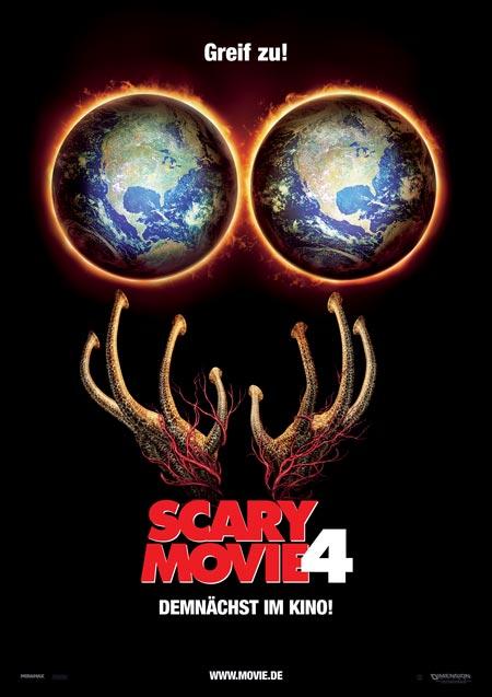 Scary Movie 4 (mit Craig Birko, Anna Ferris und Leslie Nielson)