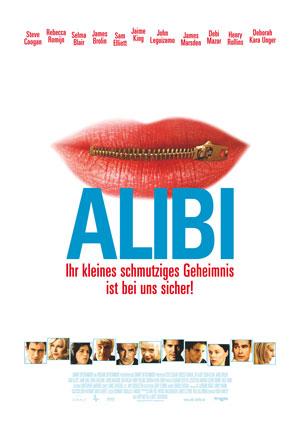 Alibi - Ihr kleines schmutziges Geheimnis ist bei uns sicher! (mit Steve Coogan)