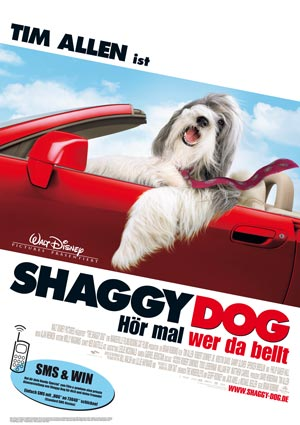 Shaggy Dog (mit Tim Allen und Robert Downey Jr.)