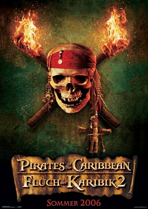 Fluch der Karibik 2 - Pirates of the Caribbean - Dead Man's Chest