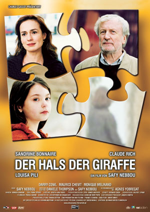 Der Hals der Giraffe mit Sandrine Bonnaire und Claude Rich