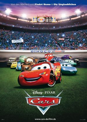 Cars (Golden Globe Gewinner 2007)