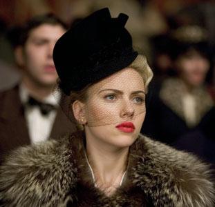 Black Dahlia mit Scarlett Johansson