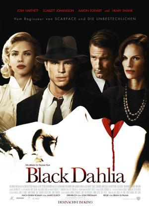 Black Dahlia mit Josh Hartnett, Scarlett Johansson und Aaron Eckhart