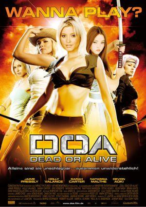 DOA mit Holly Valance, Eric Roberts, u.v.a.