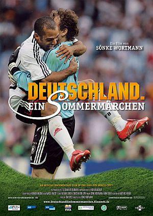 Deutschland. Ein Sommermärchen - Dokumentation von Sönke Wortmann.