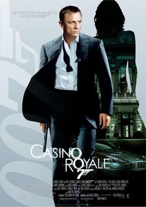 Casino Royal (mit Daniel Craig, Eva Green und Mads Mikkelsen)