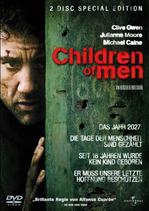 Children of Men mit Clive Owen und Julianne Moore