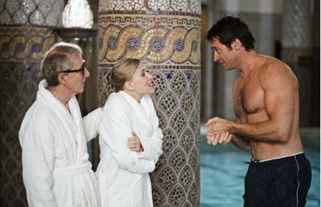 Scoop - Der Knüller von und mit Woody Allen mit Scarlett Johansson und Hugh Jackman