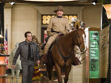 Nachts im Museum mit Ben Stiller und Robin Williams