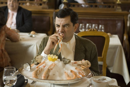 Mr. Bean macht Ferien mit Rowan Atkinson