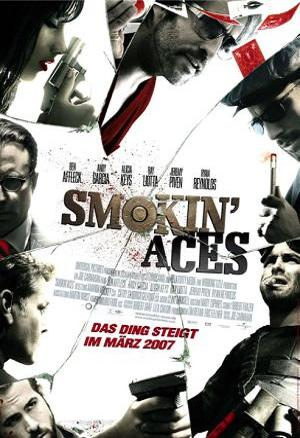 Smokin' Aces mit Ryan Reynolds, Ray Liotta, Alicia Keys, uvm.