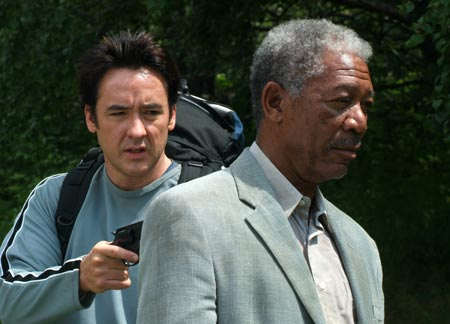 The Contract mit Morgan Freeman, John Cusack und Jamie Anderson