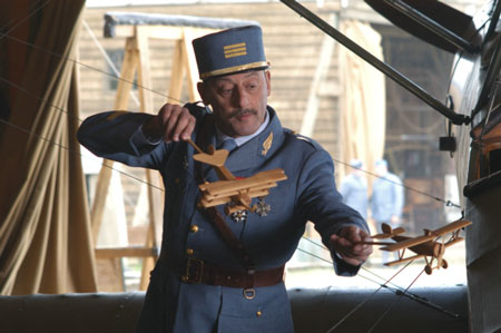 Flyboys mit Jean Reno und James Franco