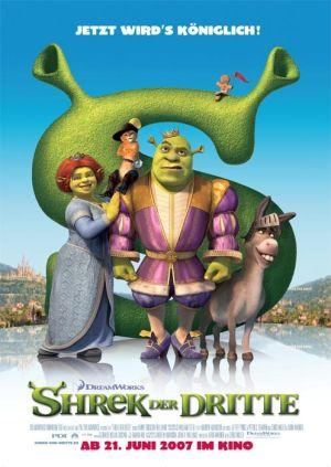 Shrek der Dritte - mit Sascha Hehn und Esther Schweins