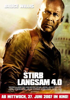 Stirb langsam 4.0 mit Bruce Willis und Justin Long