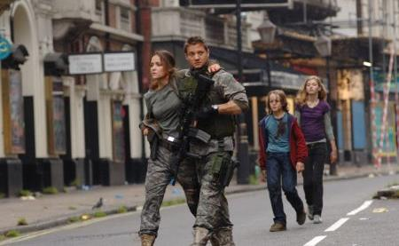 28 Weeks Later mit Catherine McCormack und Robert Carlyle