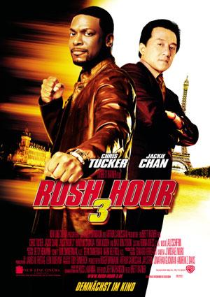 Rush Hour 3 mit Chris Tucker, Jackie Chan und Max von Sydow