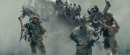 Transformers mit Shia LaBeouf, Josh Duhamel und Megan Fox