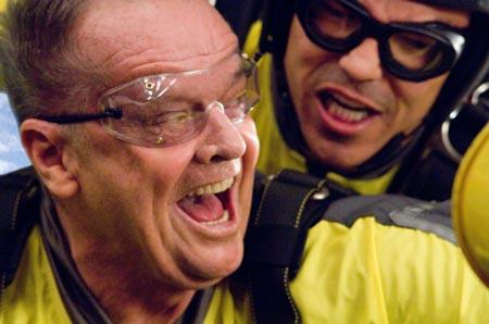 Das Beste kommt zum Schluss mit Jack Nicholson, Morgan Freeman und Sean Hayes