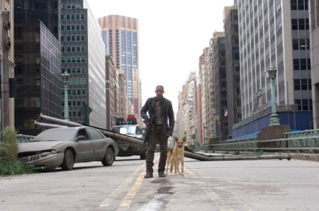 I Am Legend - mit Will Smith