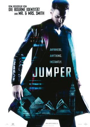 Jumper - mit Hayden Christensen und Samuel L. Jackson