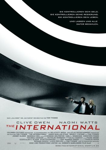 The International (mit Clive Owen und Naomi Watts)