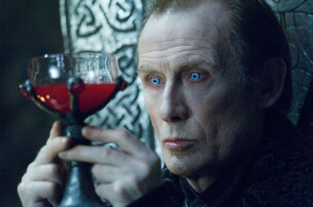 Underworld: Rise of the Lycans with Bill Nighy and Michael Sheen