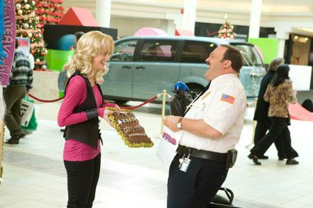 Der Kaufhaus Cop mit Kevin James