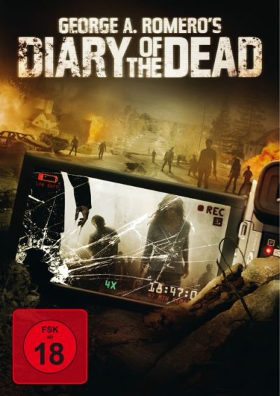 George A. Romero's Diary of the Dead (nur auf DVD)