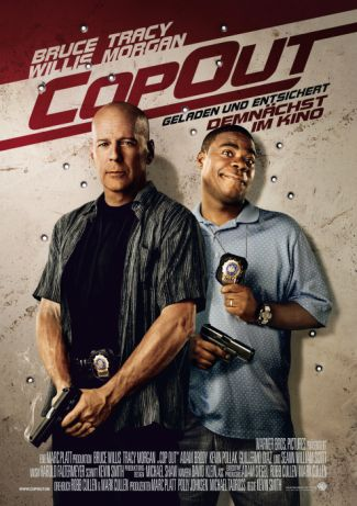 Cop Out (mit Bruce Willis und Sean William Scott)