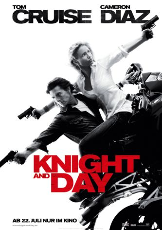 Knight and Day (mit Tom Cruise und Cameron Diaz)