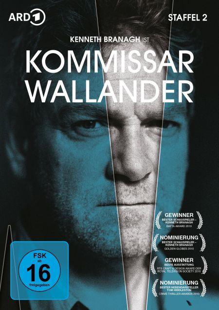 Kommissar Wallander (Staffel 2)