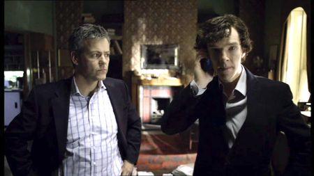 Sherlock (Fernsehserie)
