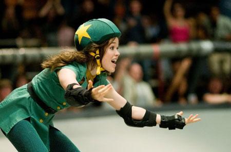 Roller Girl (mit Ellen Page)
