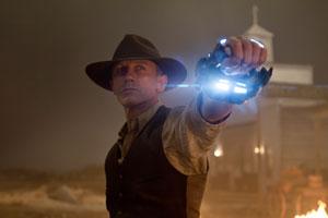 Cowboys & Aliens (mit Daniel Craig und Harrison Ford)
