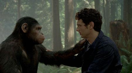 Planet der Affen: Prevolution (mit James Franco und Freida Pinto)