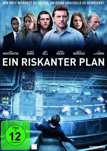 Ein riskanter Plan (mit Sam Worthington und Elizabeth Banks)