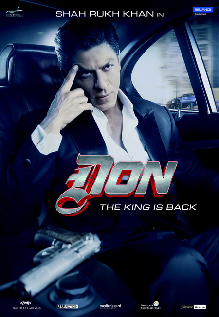 Don - The King is back (mit Shah Rukh Khan)