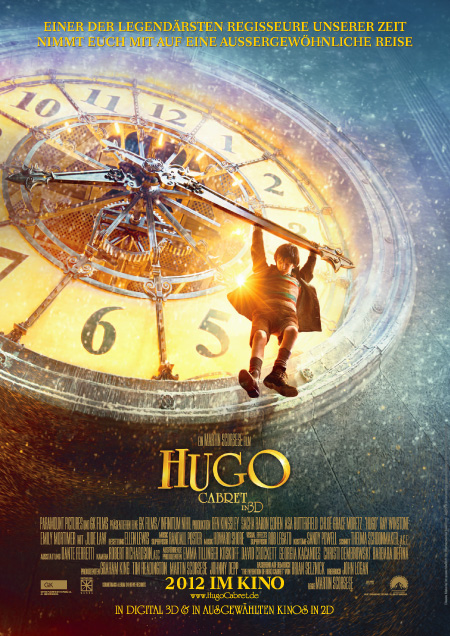 Hugo Cabret (von Martin Scorsese)