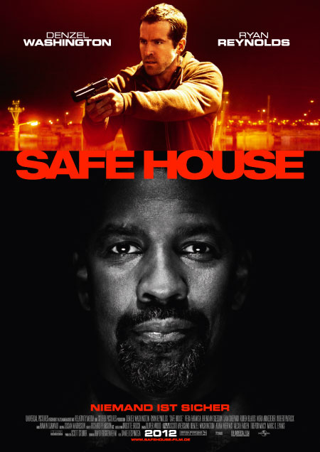 Safe House (mit Denzel Washington und Ryan Reynolds)