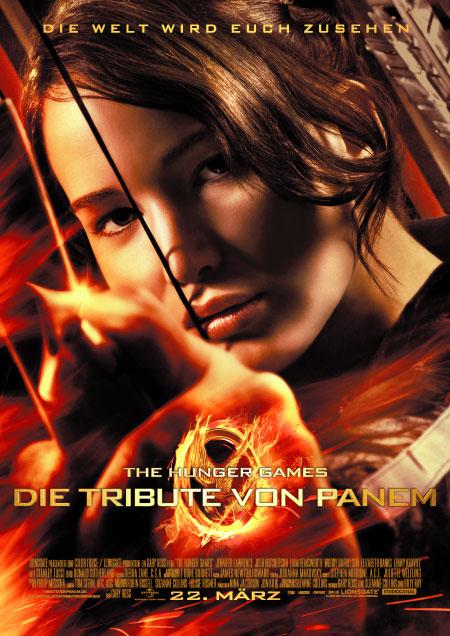 Die Tribute von Panem (mit Jennifer Lawrence, Liam Hemsworth und Josh Hutcherson)