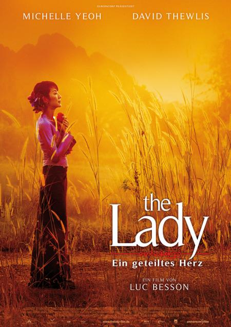The Lady - Ein geteiltes Herz (von Luc Besson)