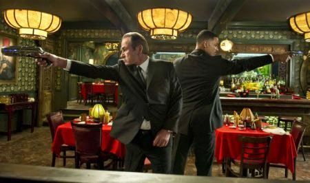 Men in Black 3 (mit Will Smith, Josh Brolin & Tommy Lee Jones)