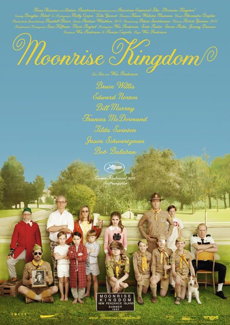 Moonrise Kingdom (von Wes Anderson)