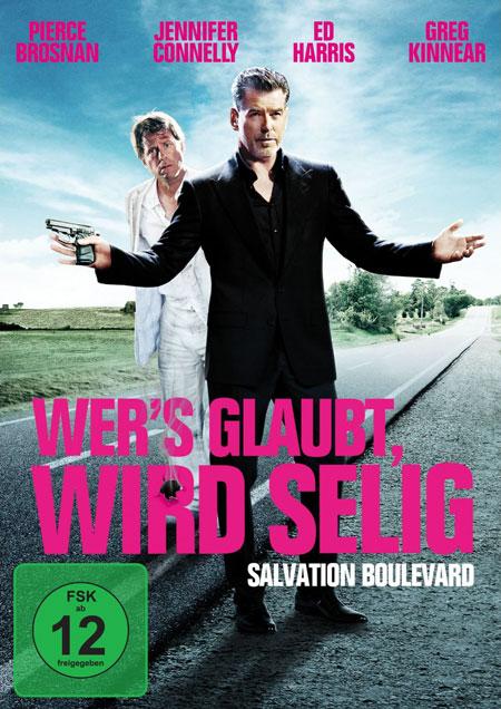 Salvation Boulevard (mit Pierce Brosnan, Greg Kinnear und Marisa Tomei)