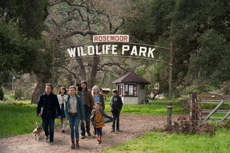 Wir kaufen einen Zoo (mit Matt Damon und Scarlett Johansson)